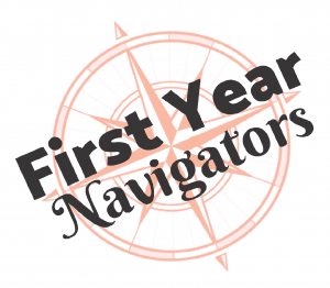 Logo for first year navigators