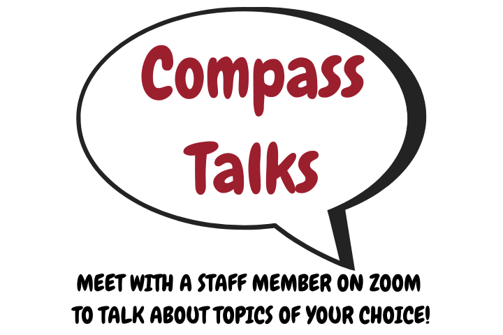 Schedule Compass Talks daily