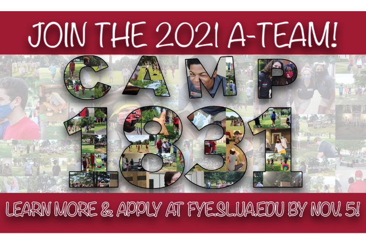 Apply for 2021 A-Team
